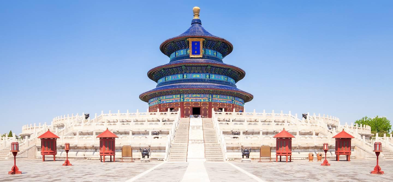 Temple du ciel de Pékin - Chine