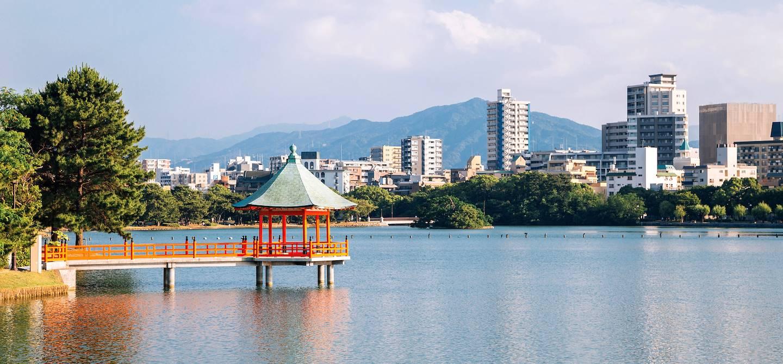 Fukuoka - île de Kyushu - Japon