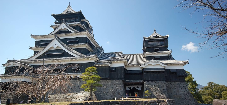 Château de Kumamoto - Japon