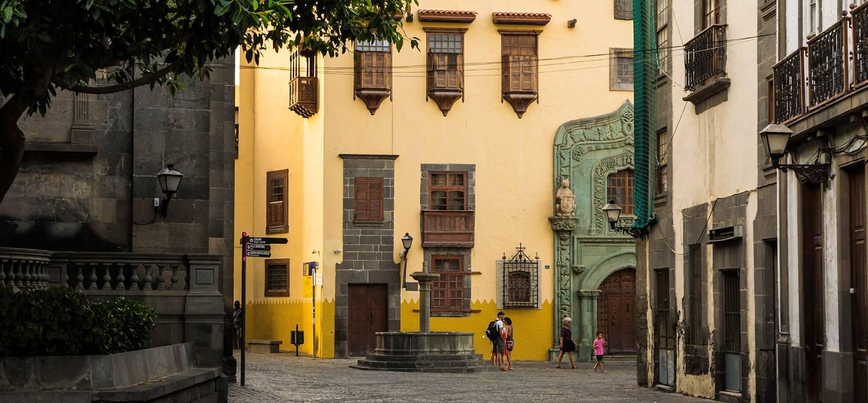Casa de Colon - Las Palmas - Gran Canaria - Îles Canaries - Espagne