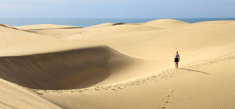 Dunes de Maspalomas - Gran Canaria - îles Canaries - Espagne