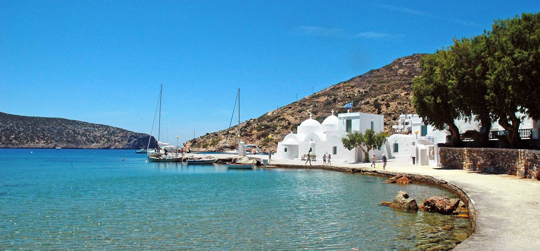 Vathy - Ile de Kalymnos - Archipel du Dodécanèse - Grèce