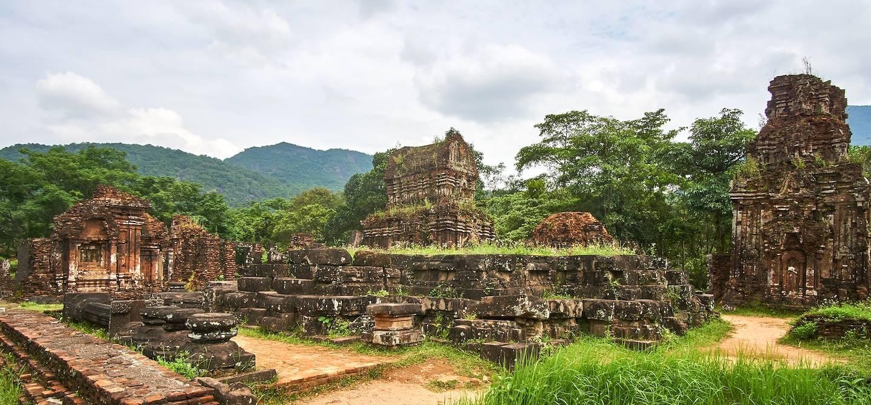 Site archéologique de My Son - Vietnam