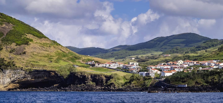 Velas - île de Sao Jorge - Açores - Portugal