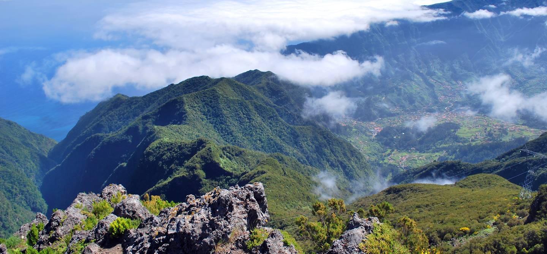 Ruivo do Paul da Serra - Sao Vicente - Madère
