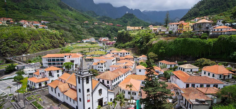 Sao Vicente - île de Madère - Portugal