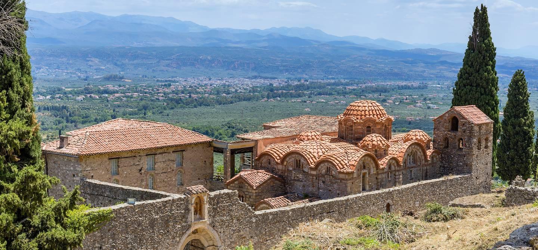 Mystras - Péloponnèse - Grèce