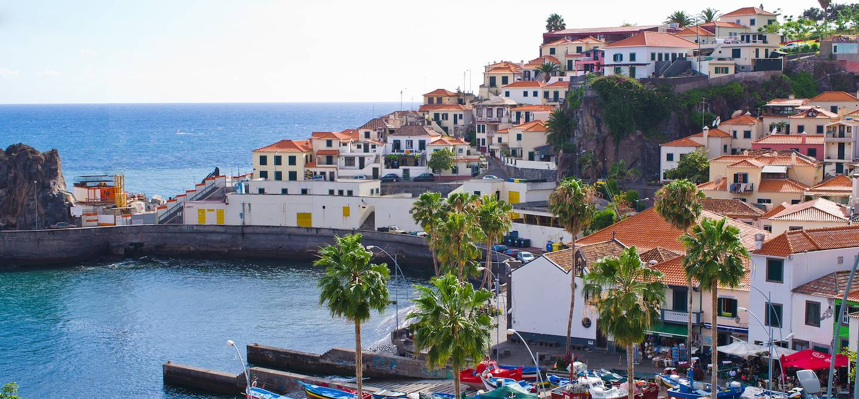 Port de pêche - Câmara de Lobos - Madère - Portugal