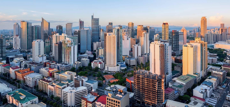 Quartier d'affaires Makati - Manille - Philippines