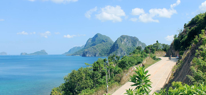 Littoral d'El Nido - Province de Palawan - Philippines