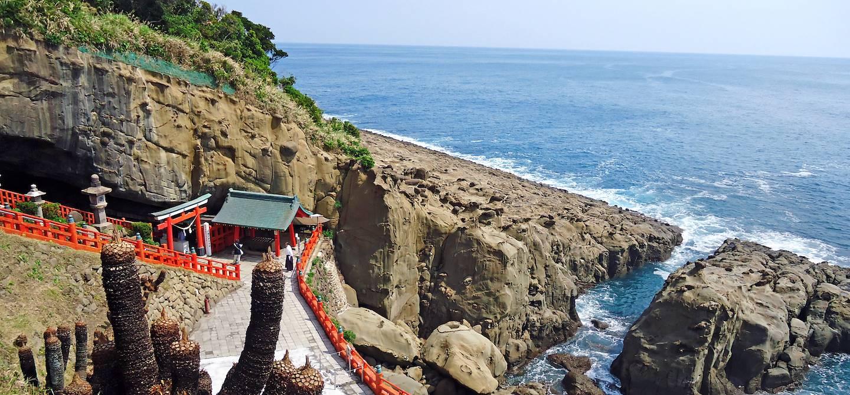 Sanctuaire Udo-jingu à Nichinan - Miyazaki - Japon