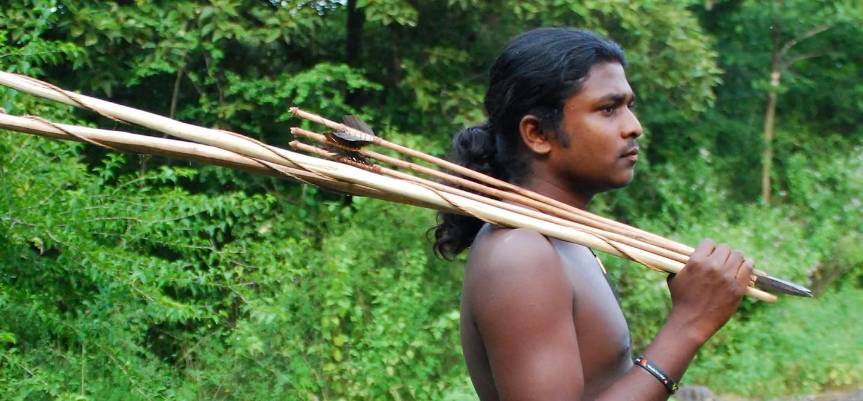 Vedda, peuple indigène - Sri Lanka