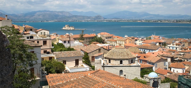 Nauplie - Région du Péloponnèse - Grèce