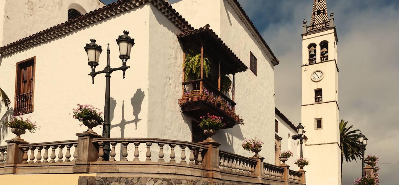 Los Realejos - Ile de Tenerife - Îles Canaries - Espagne
