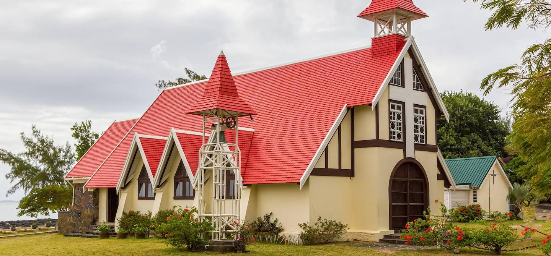 La chapelle Notre-Dame Auxiliatrice - Cap Malheureux - Ile Maurice