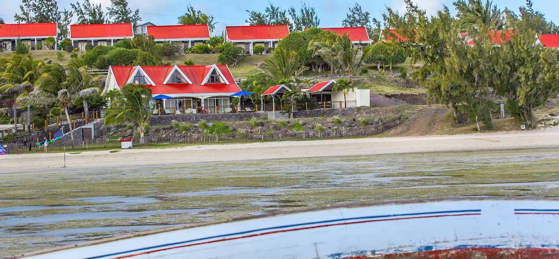 Plage de Mourouk - Rodrigues - Ile Maurice