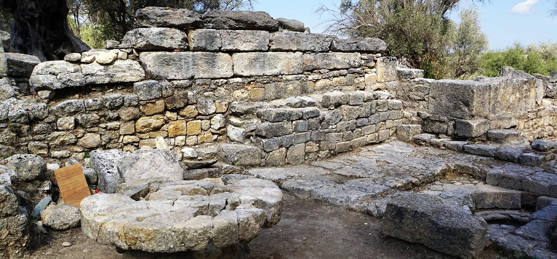 Elefterna - Crète - Grèce