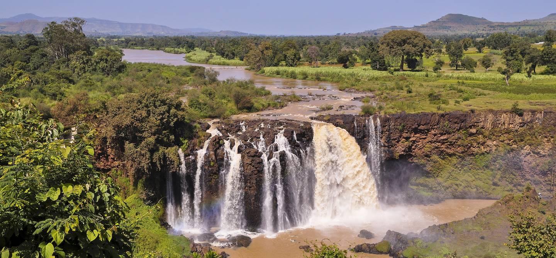 Cascades du Nil Bleu - Ethiopie