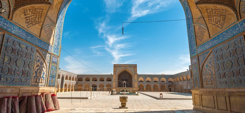 Grande Mosquée d'Ispahan (Mosquée du Vendredi ou Vieille Mosquée) - Iran