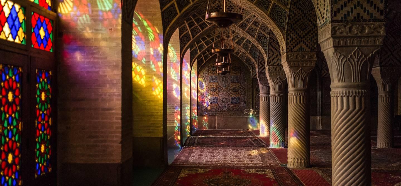 Mosquée Nasir-ol-Molk - Shiraz - Iran