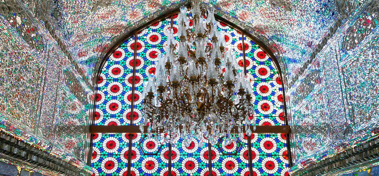 Mausolée Shah Cheragh - Shiraz -Province de Fars - Iran