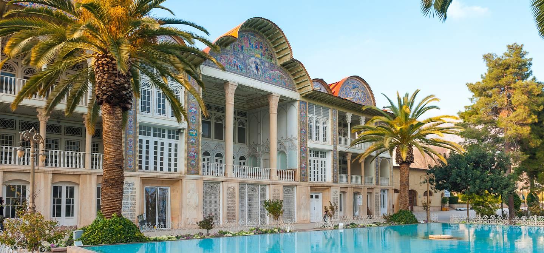 Maison Qavam - Shiraz - Province du Fars - Iran