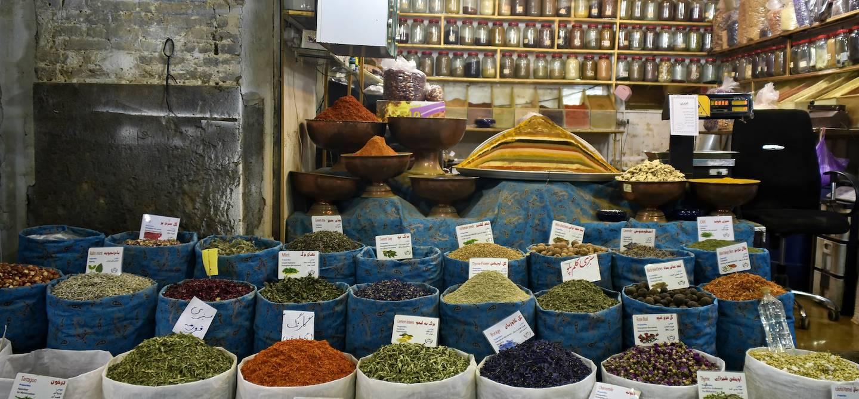 Bazar de Vakil - Shiraz - Province du Fars - Iran