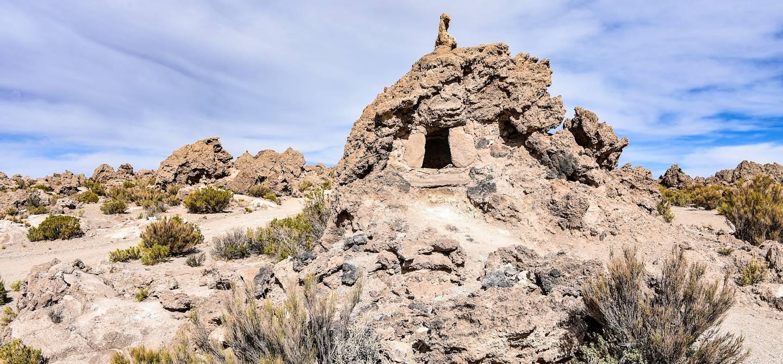 Nécropole de San Juan - Département de Potosi - Province du Sud Lipez - Bolivie
