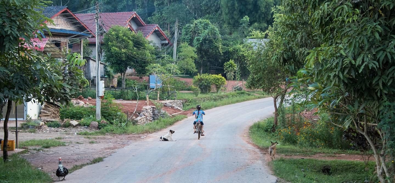 Muang La - Province de Luang Prabang - Laos