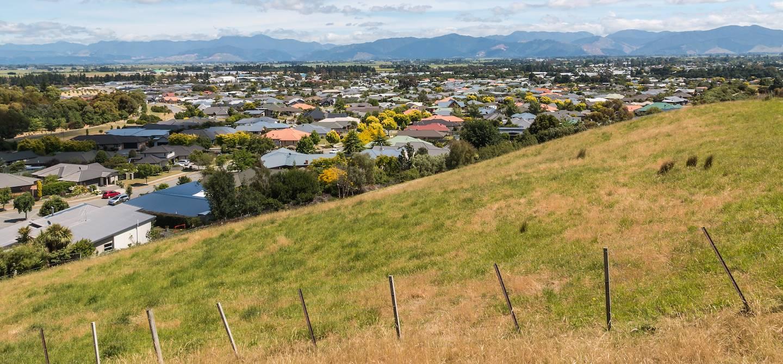 Blenheim - Région de Marlborough - Nouvelle-Zélande