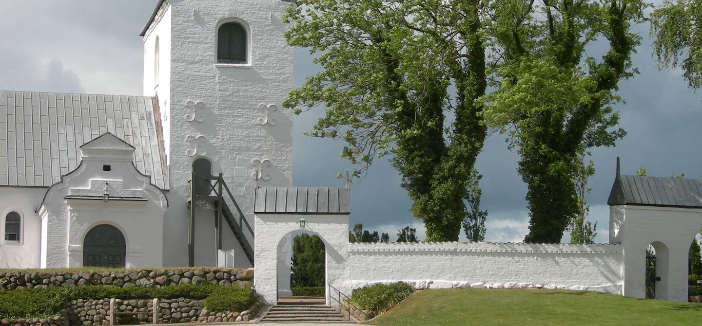 Église de Skive - Jutland - Danemark
