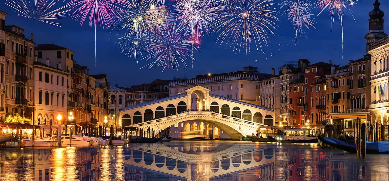 Venise lors du réveillon - Italie