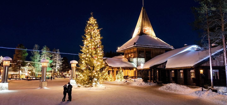 Le Village du Père Noël - Rovaniemi - Laponie - Finlande