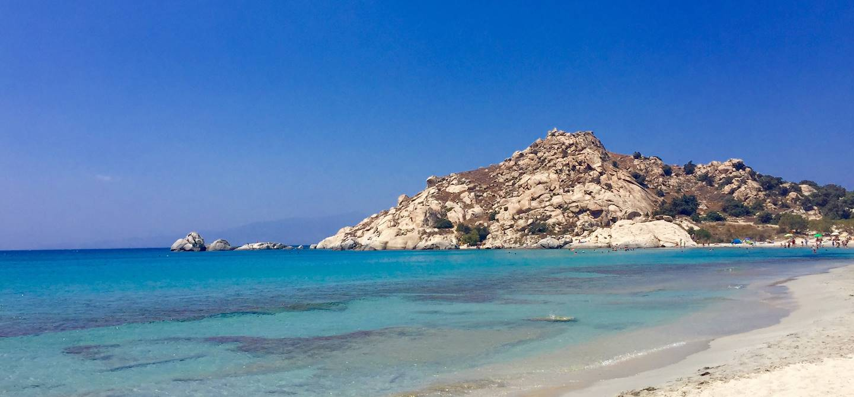 Plages de Naxos - Grèce