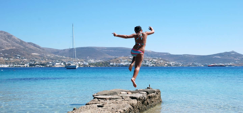 Paros - Cyclades - Grèce