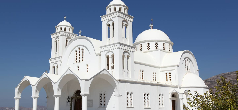 Monastère de Christos tou Dassous - Parikiá - Île de Paros - Cyclades - Grèce