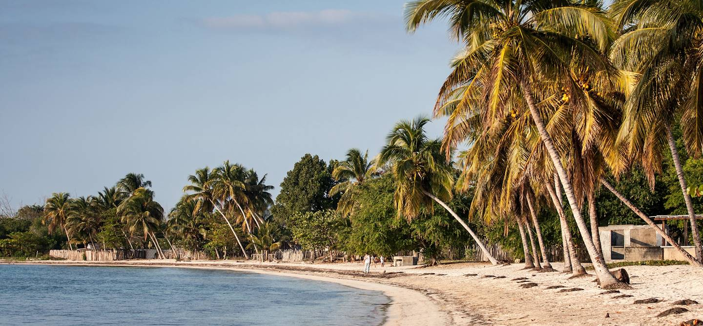 La plage de Playa Larga - Péninsule de Zapata - La Havane - Cuba