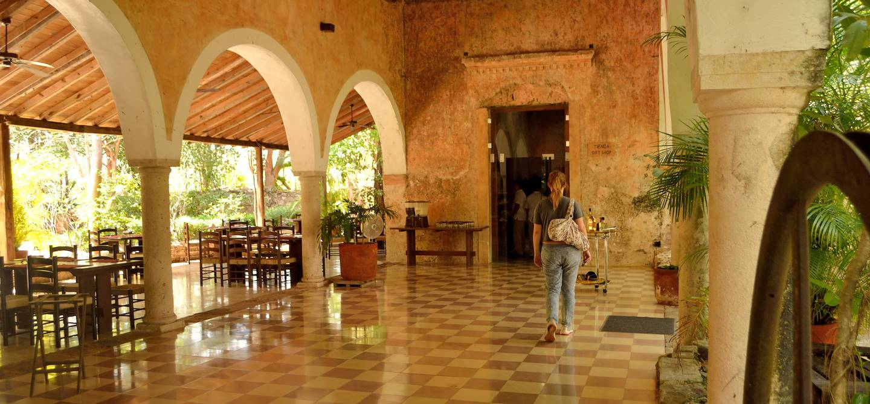Hacienda San Pedro Ochil - Mexique