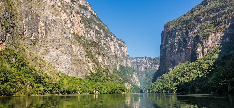 Canyon de Sumidero - Chiapas - Mexique