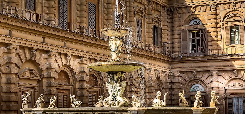 Palais Pitti - Florence - Italie