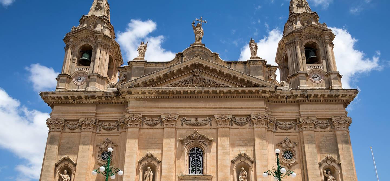 Notre-Dame-des-Victoires de Naxxar - Malte