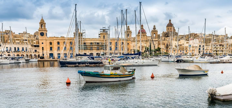 Les Trois Cités - La Valette - Malte