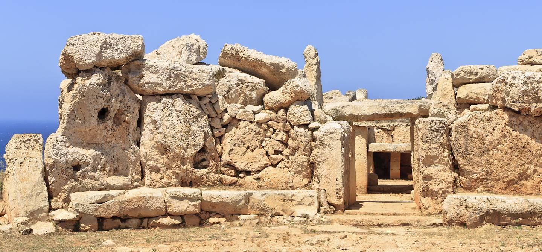 Temple mégalithique de Mnajdra - Malte
