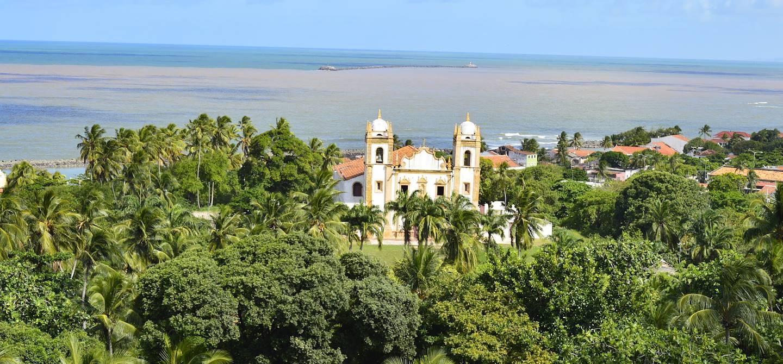 Vieille église de Olinda - Brésil