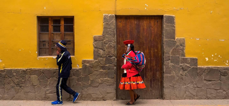 Ollantaytambo - Vallée Sacrée des Incas - Pérou