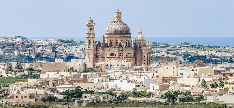 Rotonde Xewkija - Malte
