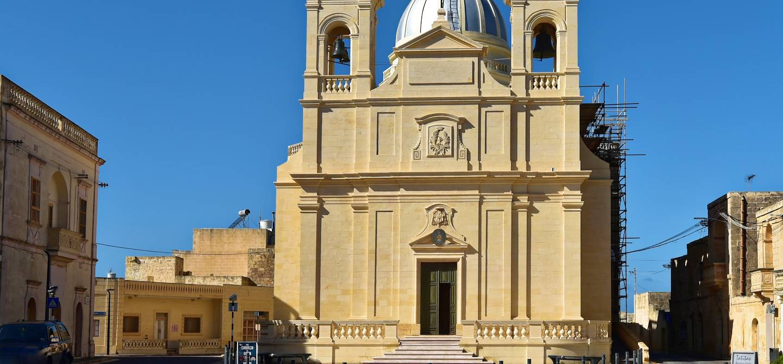 San Lawrenz - Ile de Gozo - Malte