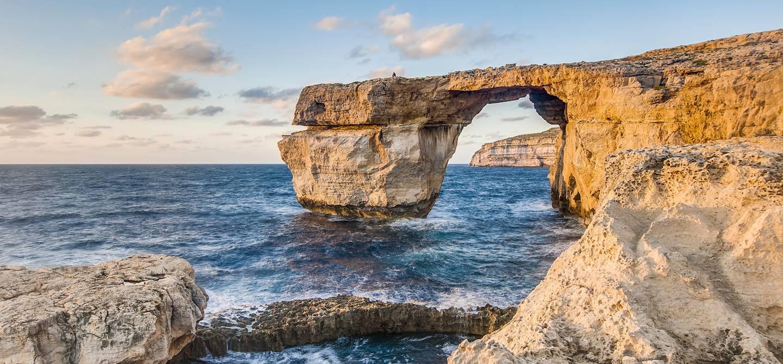 Fenêtre d'azur - Baie de Dwejra - Gozo - Malte