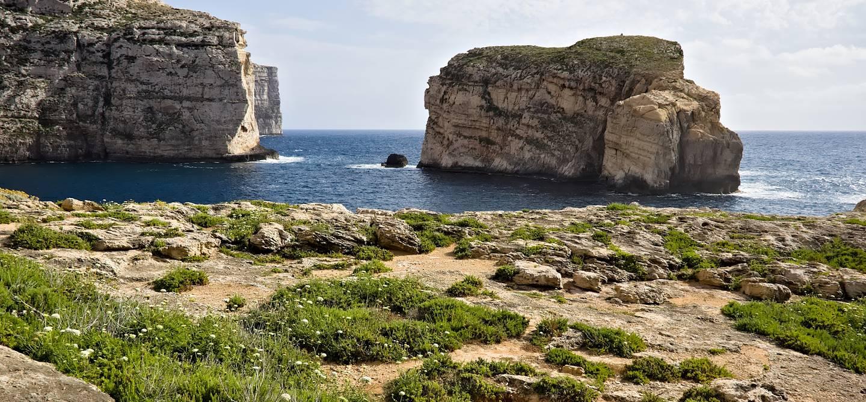 Fungus Rock - Dwejra - Malte