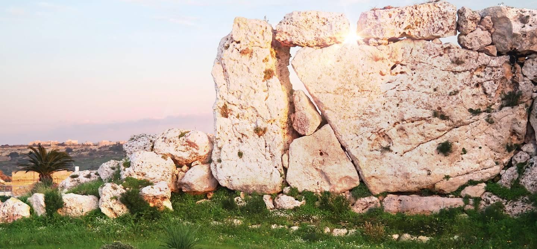 Temple de Ggantija - Gozo - Malte